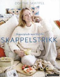 Dorthe Skappel Klart du kan Skappelstrikk by Cappelen Damm