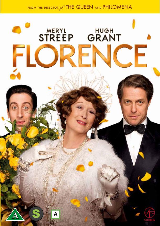 b686124ffb9 Florence Foster Jenkins (DVD)