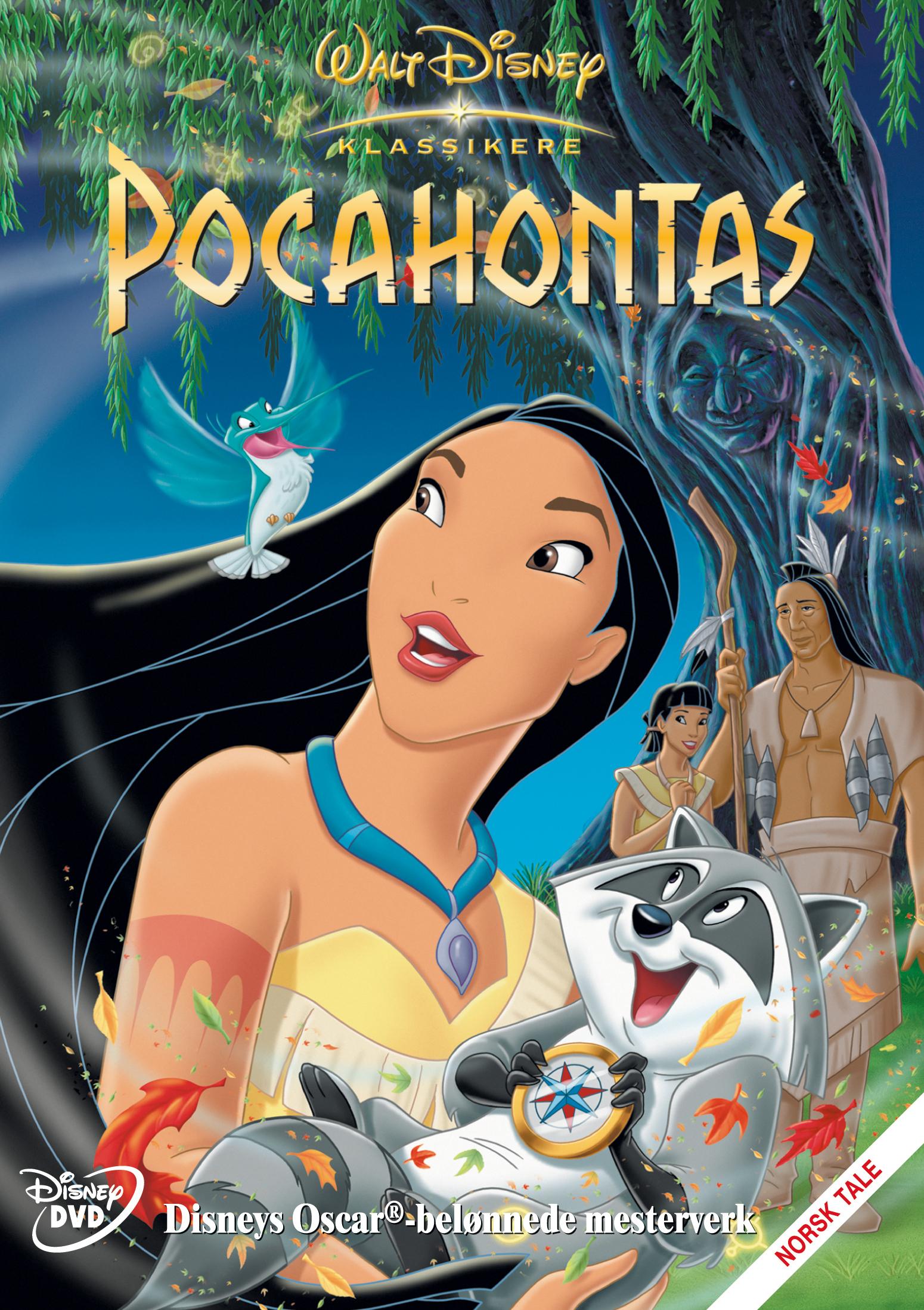 7ed34317 Pocahontas (DVD)