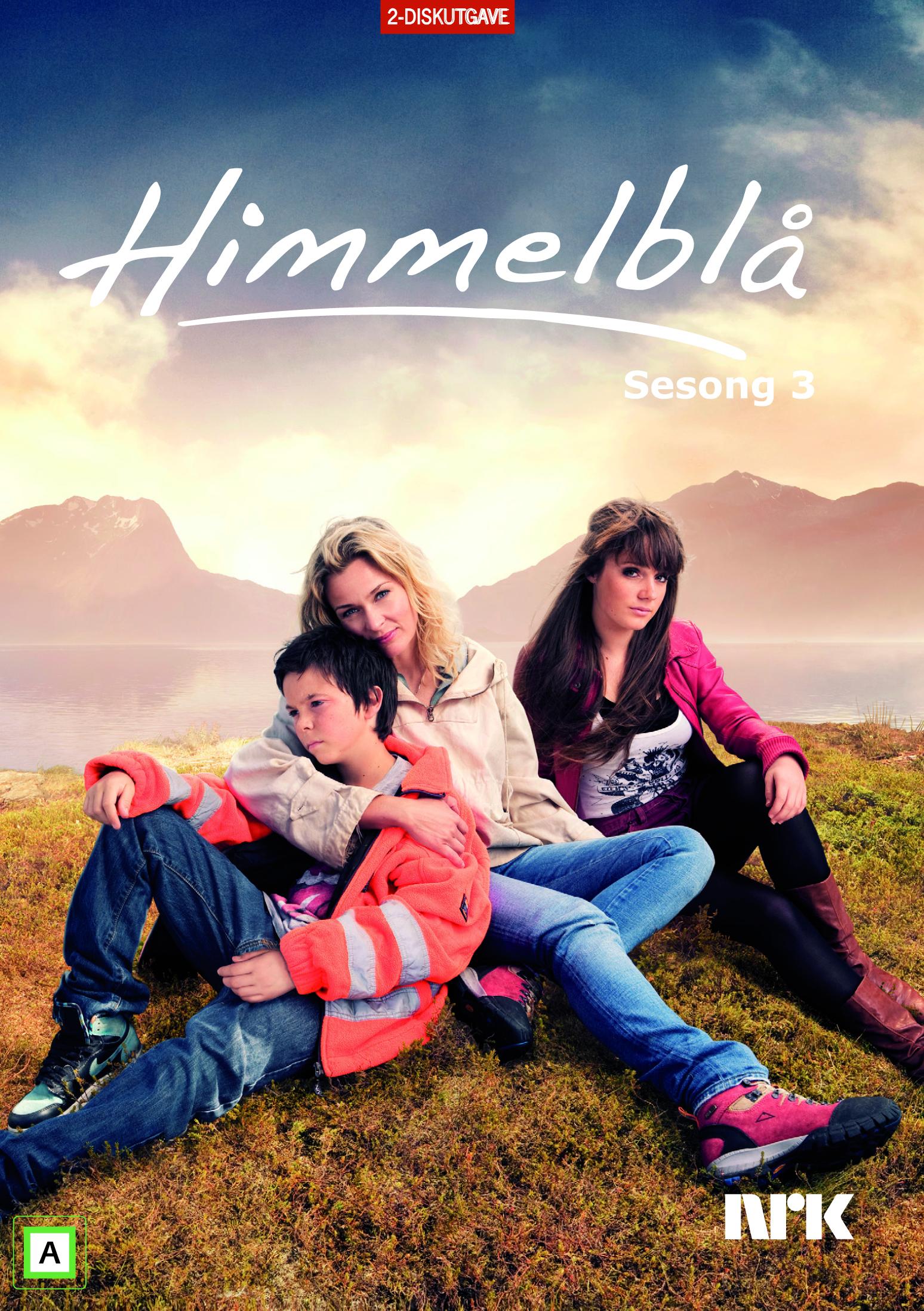 d1912ea6 Himmelblå - Sesong 3 (DVD)