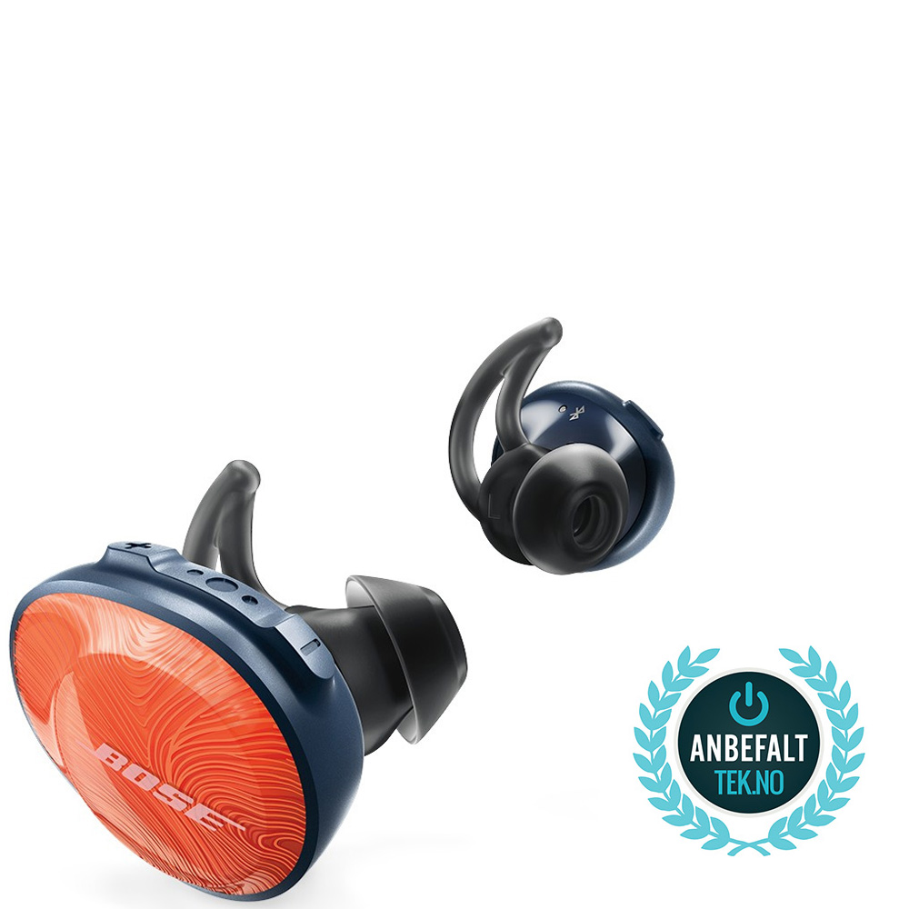 099b57c56 Bose Soundsport Free Wireless - Orange (HEADSET)