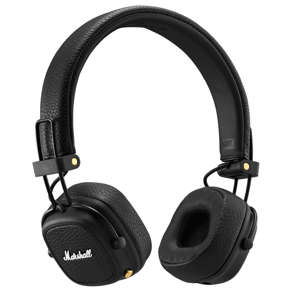 fc837286cbc Marshall - Major III Wireless Black (HEADSET)