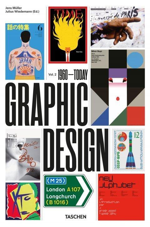 History Of Graphic Design Vol 2 1960 Today BOK