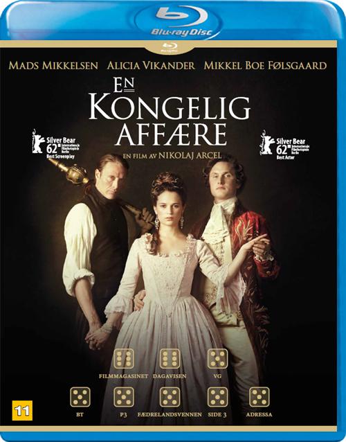 en kongelig affære film