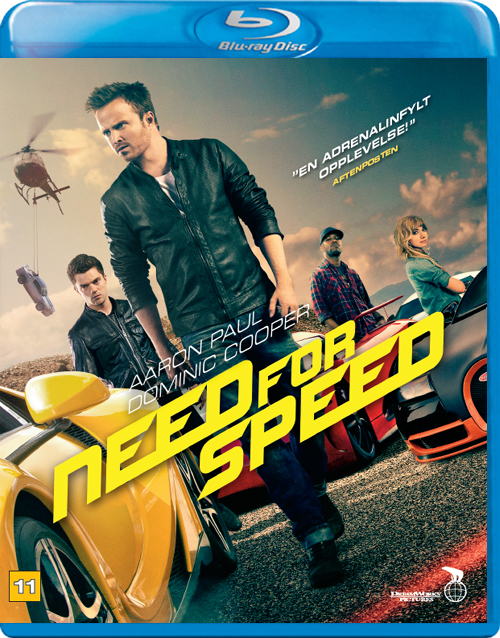 d7330873c25 Need For Speed (BLU-RAY)