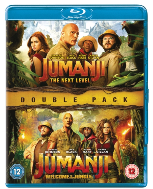 Jumanji Welcome To The Jungle 2017 The Next Level 2019 Uk Import
