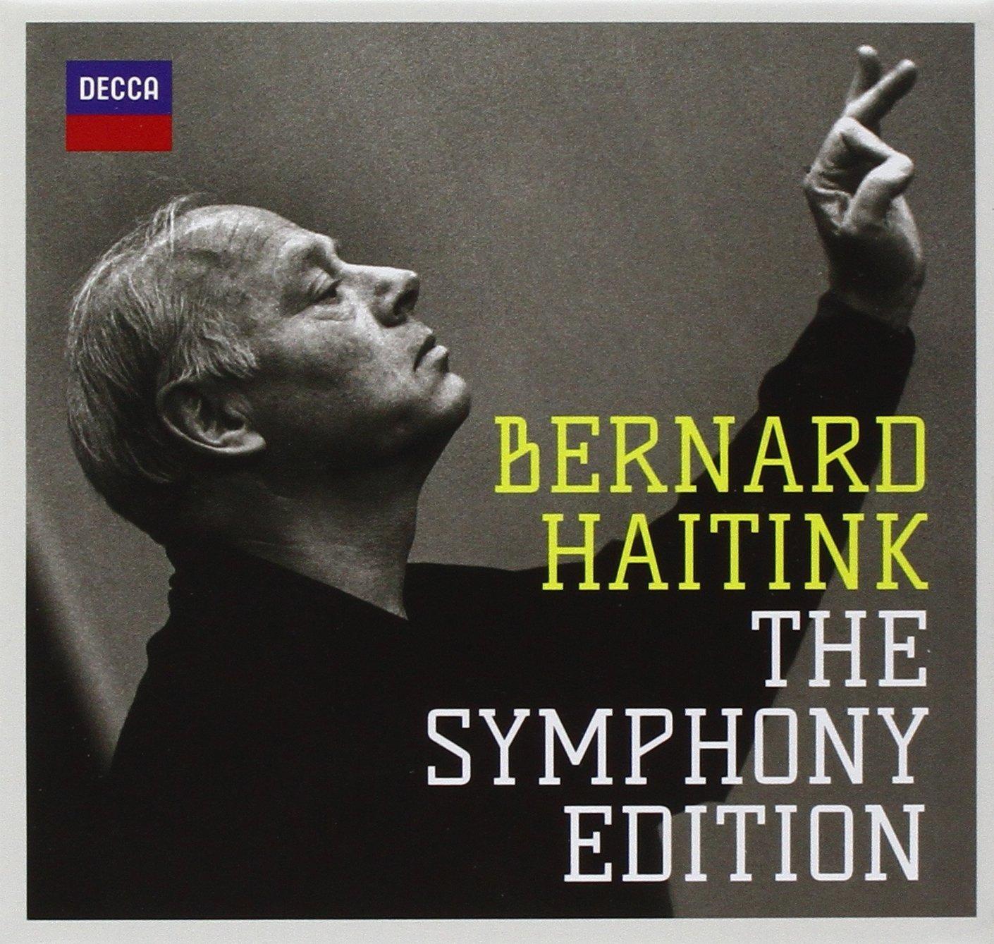 Haitink symphony edition.