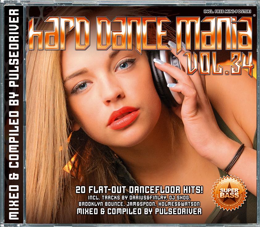 Hard Dance Mania 34