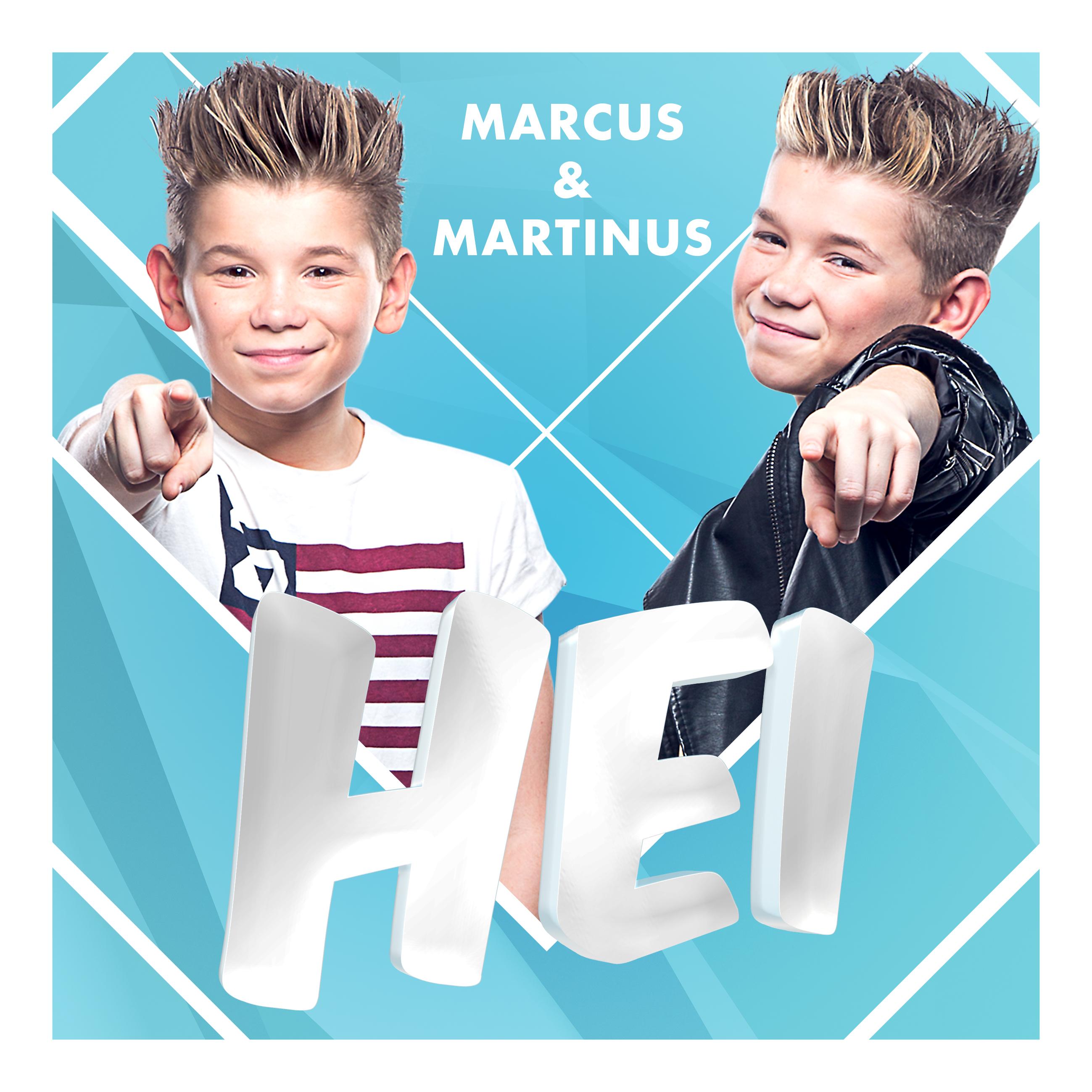 markus og martinus sine sager