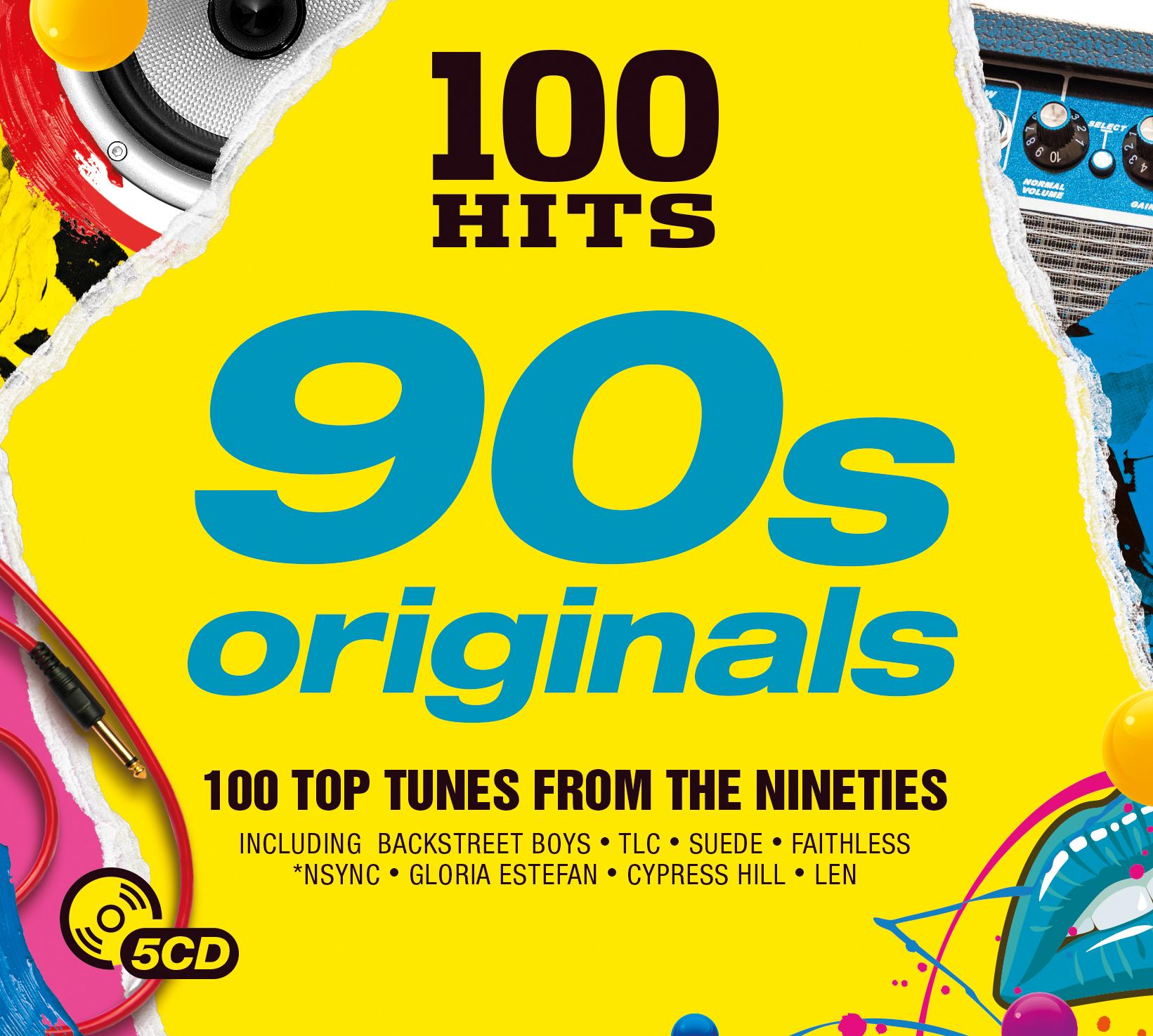 100 Hits - 90s Originals (5CD)