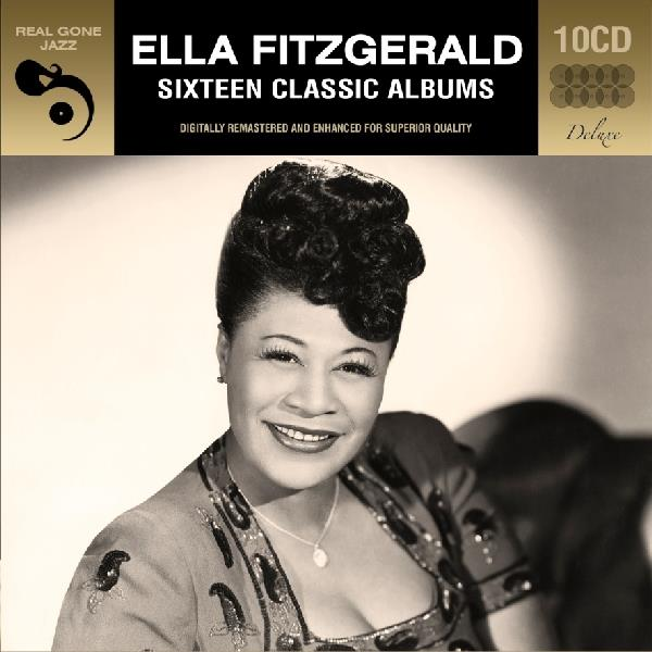 Ella Wishes You A Swinging Christmas.Sixteen Classic Albums