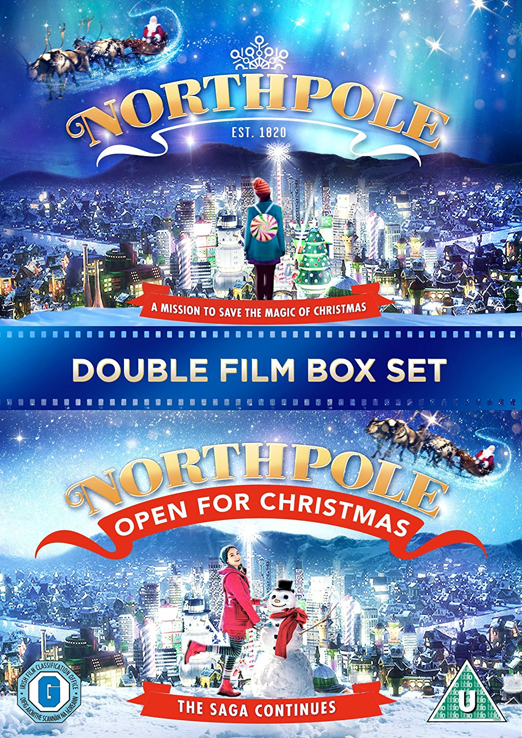 Northpole/Northpole - Open For Christmas (UK-import)