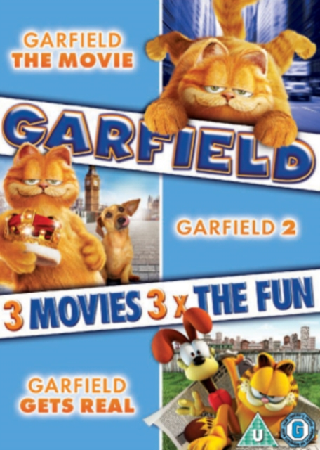 Garfield Collection Uk Import