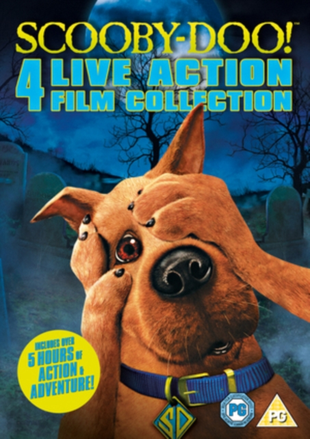 Scooby Doo Live Action Collection Uk Import Dvd
