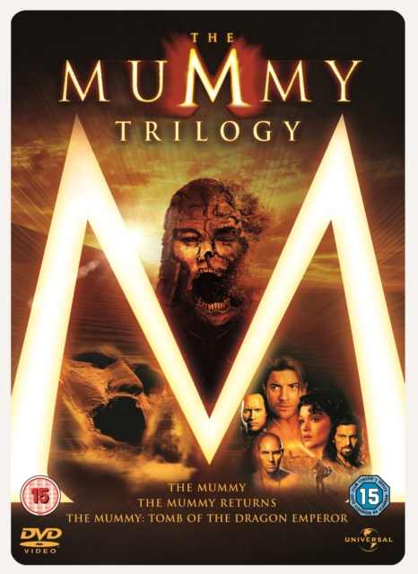 The Mummy The Mummy Returns The Mummy Tomb Of The Dragon Emperor Uk Import Dvd Sora receives a package from his dad in egypt: platekompaniet