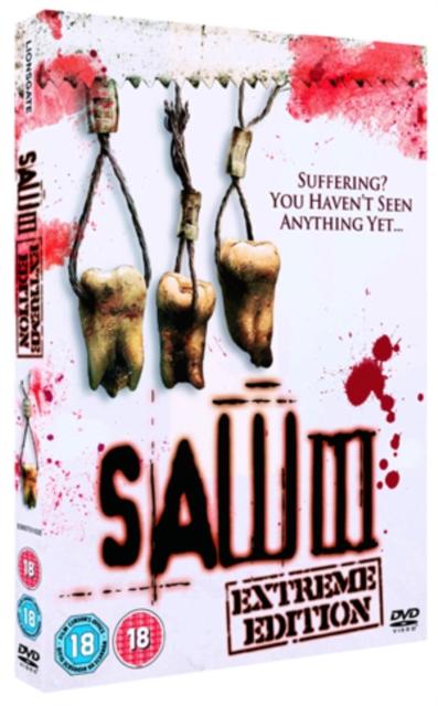 Saw III (UK-import)