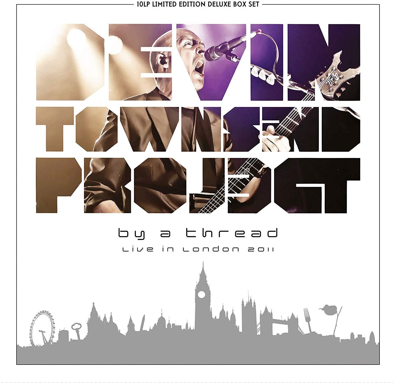 By A Thread Live In London 2011 av Devin Townsend (VINYL