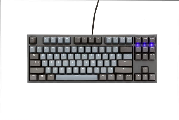 Ducky One 2 Horizon TKL Cherry MX Brown Gamingtastatur