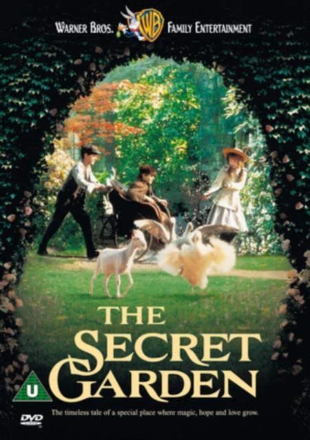 The Secret Garden (UK-import) (DVD)