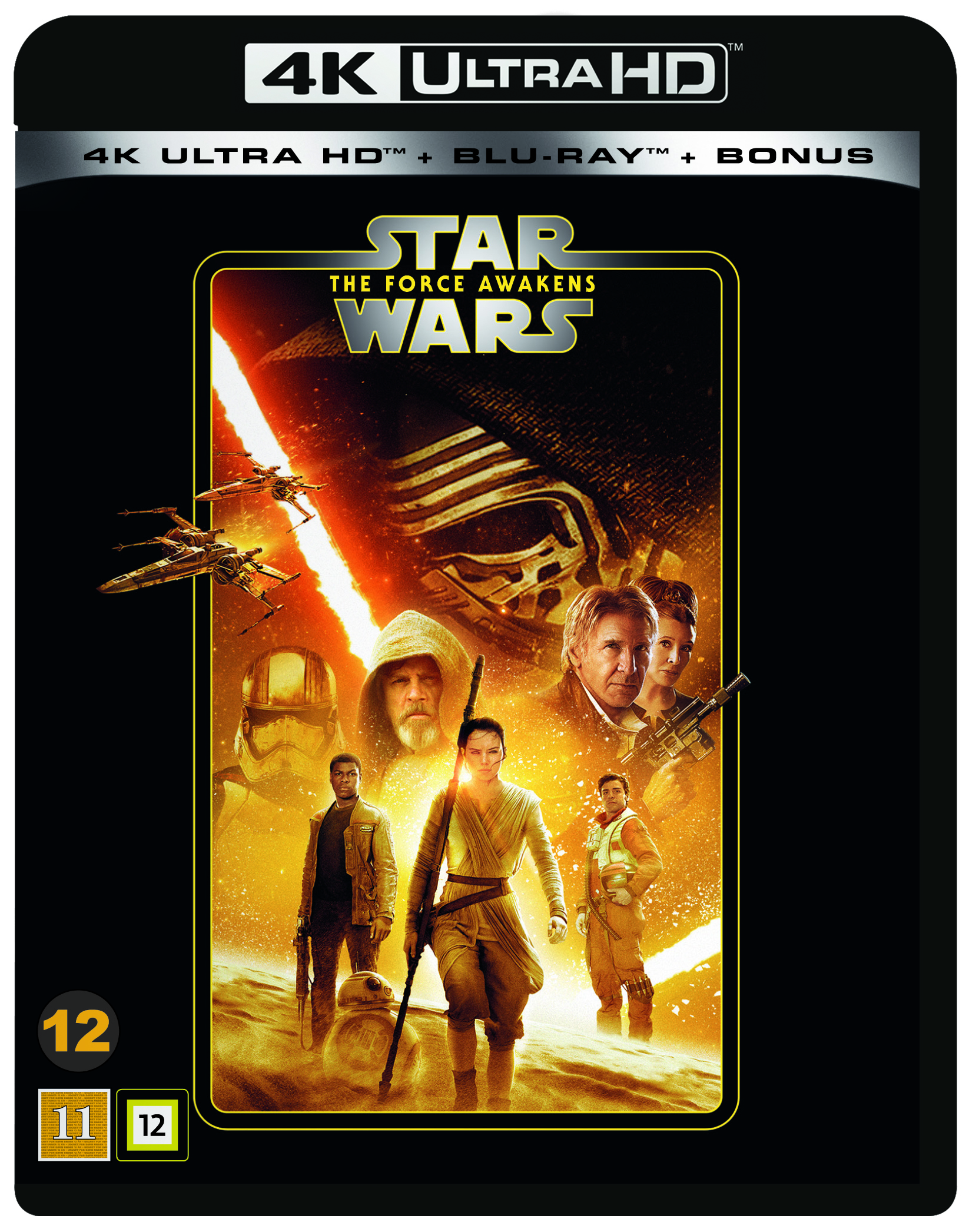 Star Wars Episode Vii The Force Awakens 4k Ultra Hd Blu Ray