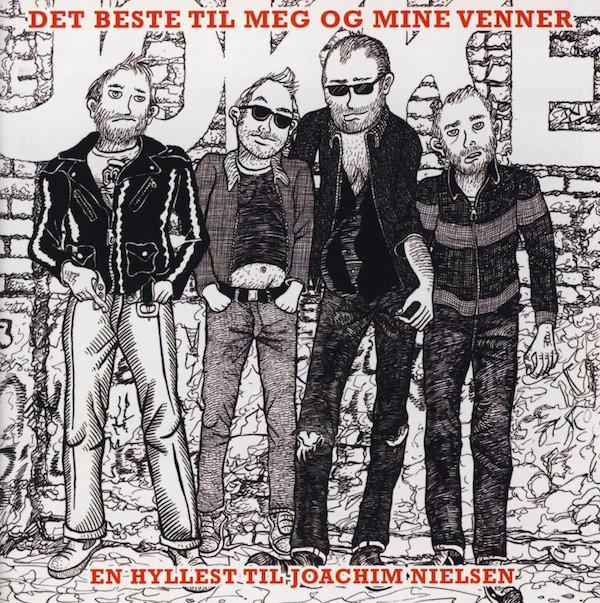 Jokke & Valentinerne med Tourettes Joachim Jokke Nielsen