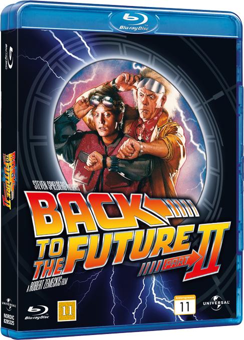 7db6111a Tilbake Til Fremtiden 2 (BLU-RAY)