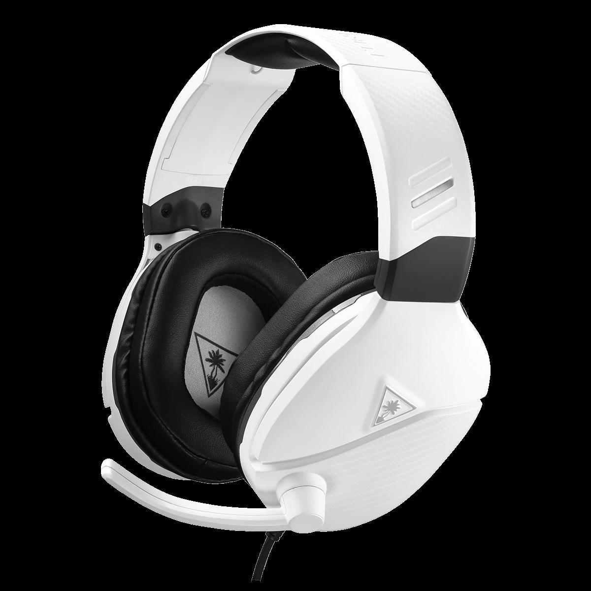 Turtle Beach Recon 200 Gaming Headset Hvit Gaming headset