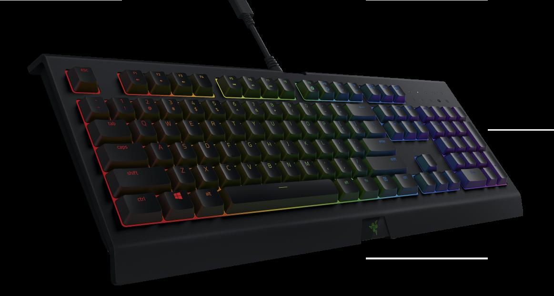 Razer Cynosa Chroma – Multi color Gaming Keyboard | Canada