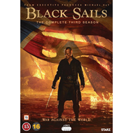 Black Sails - Sesong 3 (DVD)