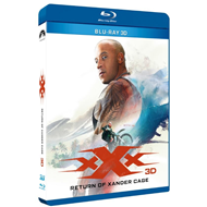 XXX - The Return Of Xander Cage (Blu-ray 3D + Blu-ray)