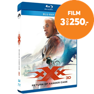 Produktbilde for XXX - The Return Of Xander Cage (Blu-ray 3D + Blu-ray)