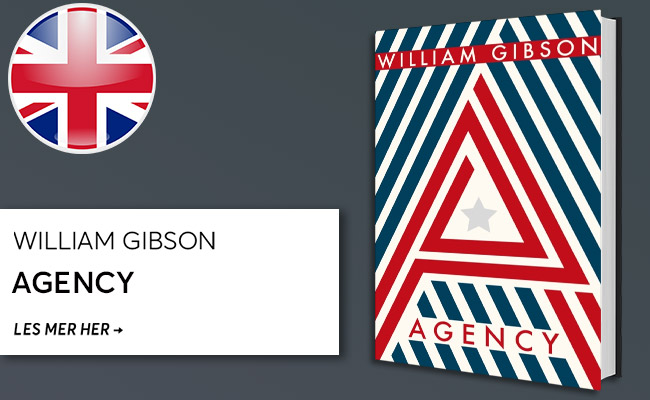 William Gibson - Agency - Les mer her