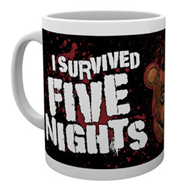 Five Nights At Freddy's - I Survived (KOPP)
