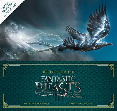 Art of the Film: Fantastic Beasts and Where to Find Them (BOK)