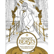 Fantastic Beasts and Where to Find Them: Magical Characters (BOK)