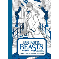 Fantastic Beasts and Where to Find Them: A Book of 20 Postca (BOK)