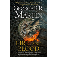 Fire and Blood (BOK)