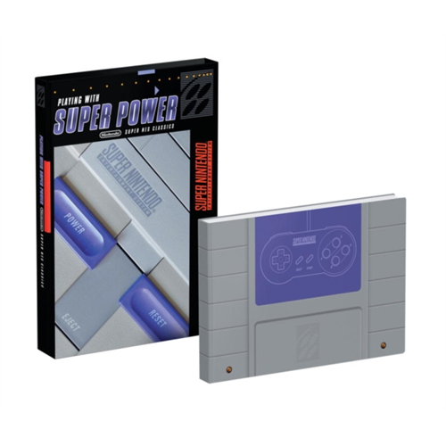 Playing With Super Power: Nintendo Super NES Classics (BOK)