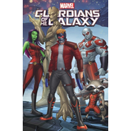 Marvel Universe Guardians Of The Galaxy Vol. 3 (BOK)