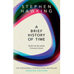A Brief History Of Time: From Big Bang To Black Holes (BOK)
