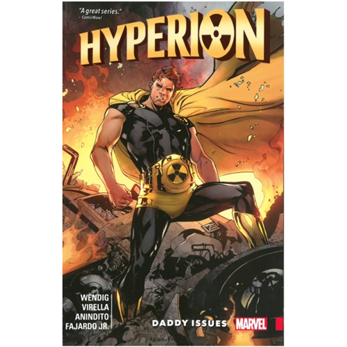 Hyperion: Daddy Issues (BOK)