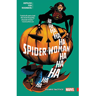Spider-woman: Shifting Gears Vol. 3: Scare Tactics (BOK)