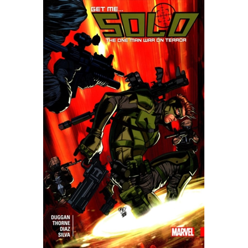 Solo Vol. 1: The One-man War On Terror (BOK)