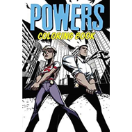 Powers Coloring Book (BOK)