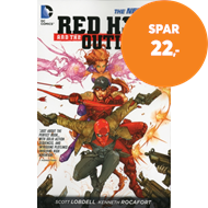 Produktbilde for Red Hood And The Outlaws Vol. 1 - Redemption (The New 52) (BOK)