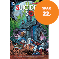 Produktbilde for Suicide Squad Vol. 3 - Death Is For Suckers (The New 52) (BOK)
