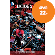 Produktbilde for Suicide Squad Vol. 5 (The New 52) (BOK)