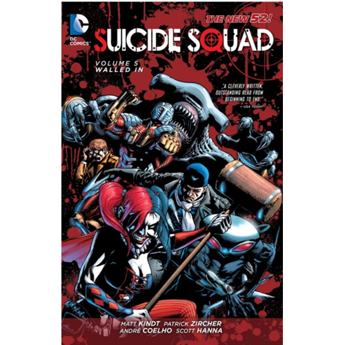 Suicide Squad Volume 5 TP (The New 52) (BOK)