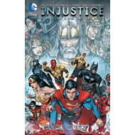Injustice Gods Among Us Year Four  TP Vol1 (BOK)
