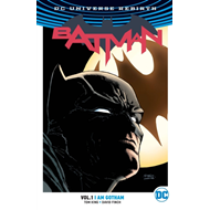 Batman Vol. 1 (Rebirth) (BOK)